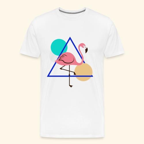 Geometric - Men's Premium T-Shirt