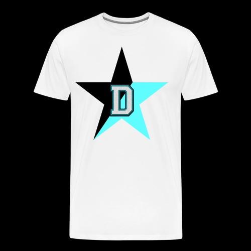 NoBeatGaming Logo - Men's Premium T-Shirt
