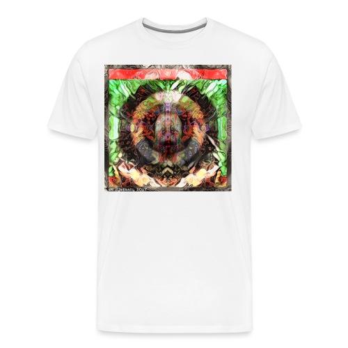 002 - Mannen Premium T-shirt