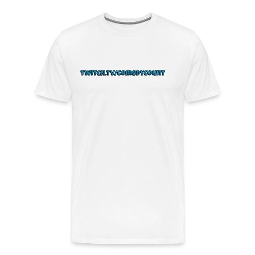 TWITCH - Herre premium T-shirt