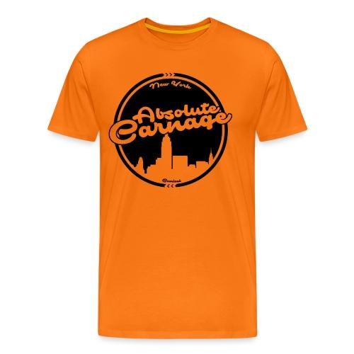 Absolute Carnage - Black - Men's Premium T-Shirt
