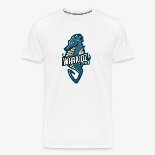 Warkidz logo - Männer Premium T-Shirt