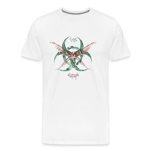 butterfly - T-shirt Premium Homme