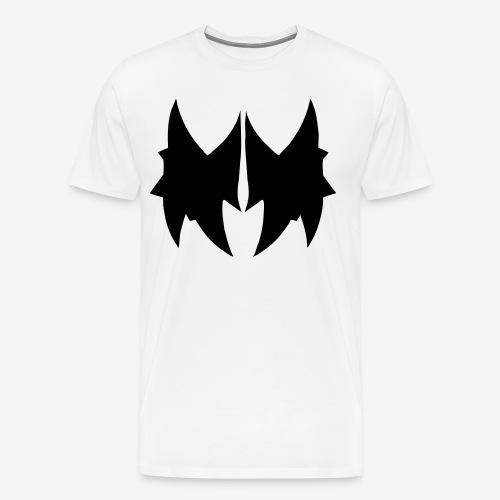 Logo ZweiTeemo - Männer Premium T-Shirt