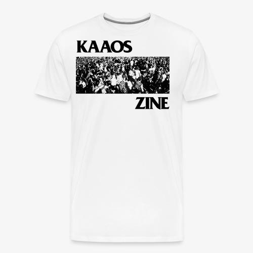 Kaaos Flag - Miesten premium t-paita