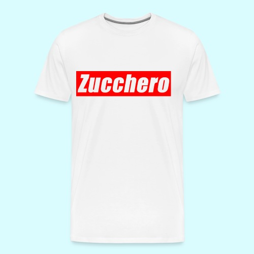 Zucchero Box Red - Men's Premium T-Shirt