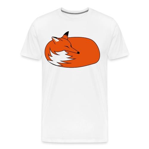 Fuchs - Männer Premium T-Shirt
