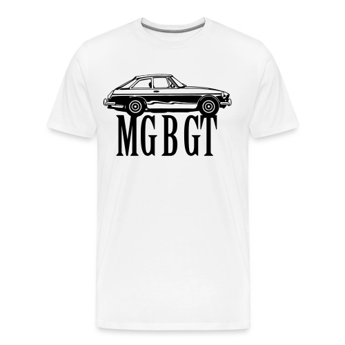 mgbgt01c - Premium T-skjorte for menn