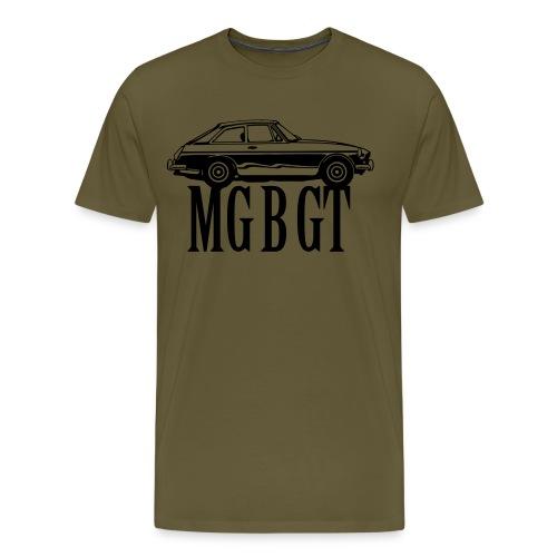 MG MGB GT - Autonaut.com - Men's Premium T-Shirt
