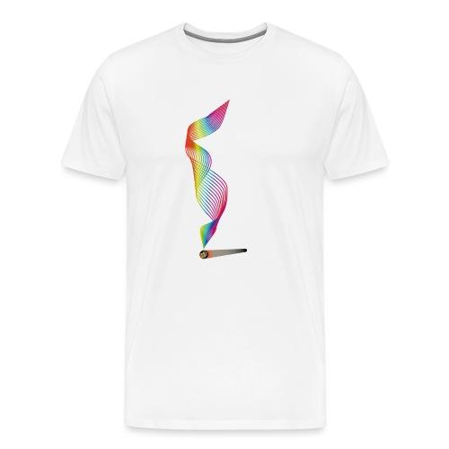 420 - Camiseta premium hombre