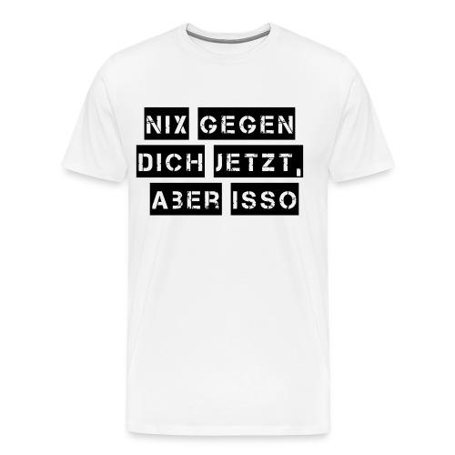 isso - Men's Premium T-Shirt