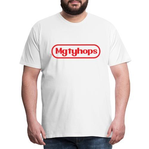 Videogames - Premium-T-shirt herr