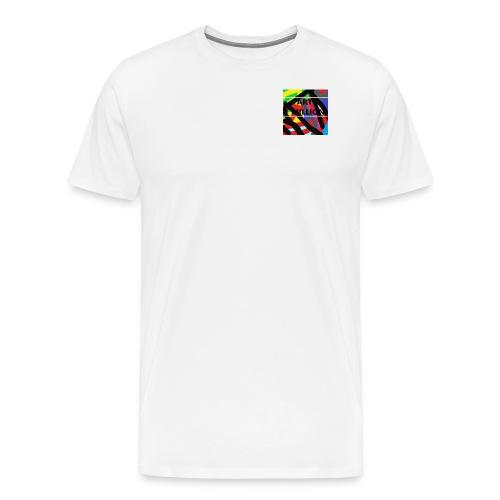 ART 1 MILLION - Männer Premium T-Shirt