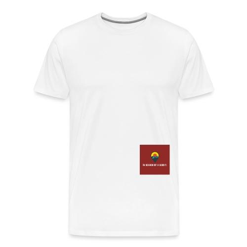 T 3 png - Men's Premium T-Shirt