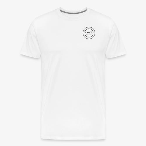 dcworkz. noir - T-shirt Premium Homme