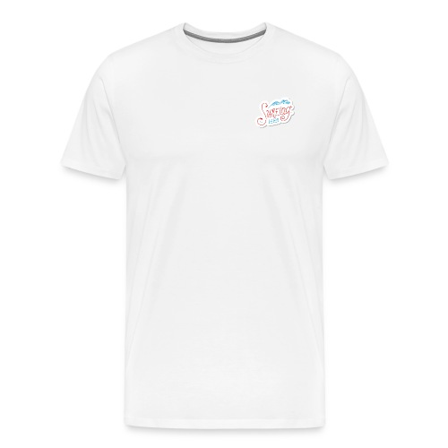 Surfing club - Männer Premium T-Shirt