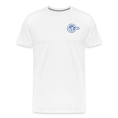 ESR - Premium-T-shirt herr