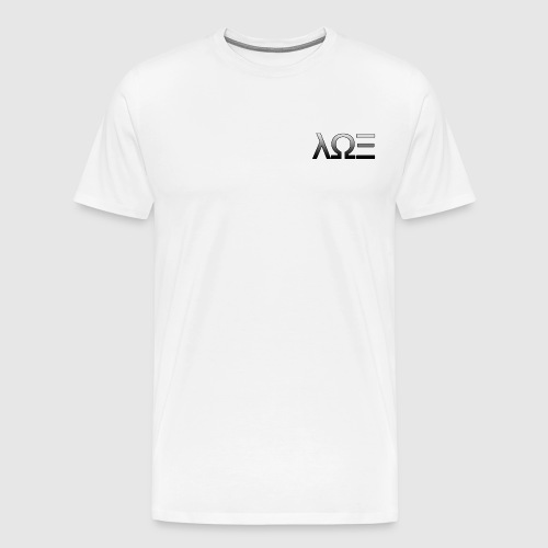 Logo by asap_future - T-shirt Premium Homme