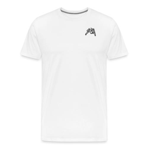 Man Go Swah RGB png - Men's Premium T-Shirt