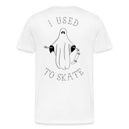 I Used To Skate - T-shirt Premium Homme