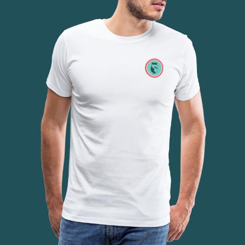 Logo Cerchiato Eccellenza Italiana - Maglietta Premium da uomo