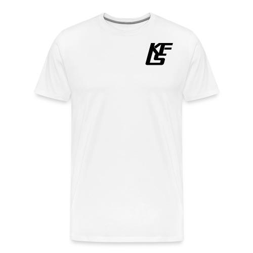 Logo KungFu LifeStyle - Maglietta Premium da uomo