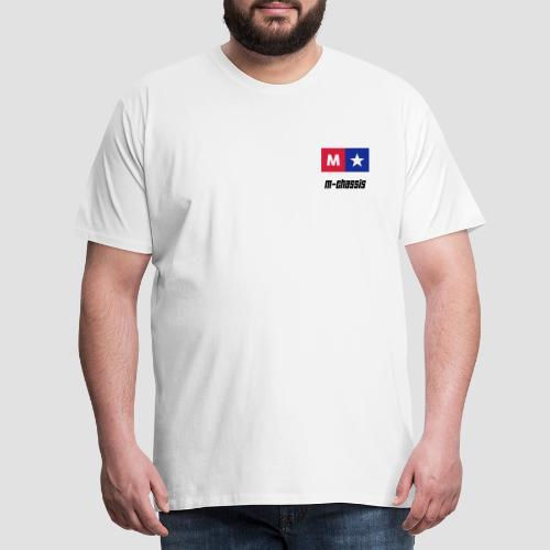 M-CHASSIS - Männer Premium T-Shirt