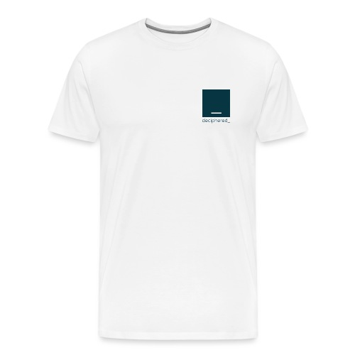 Deciphered Swag - Men's Premium T-Shirt