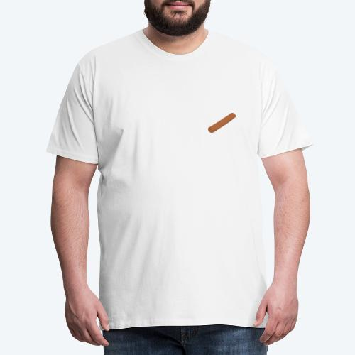 Frikandel - Mannen Premium T-shirt