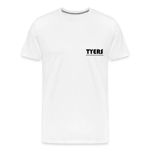 TYERS basique - T-shirt Premium Homme