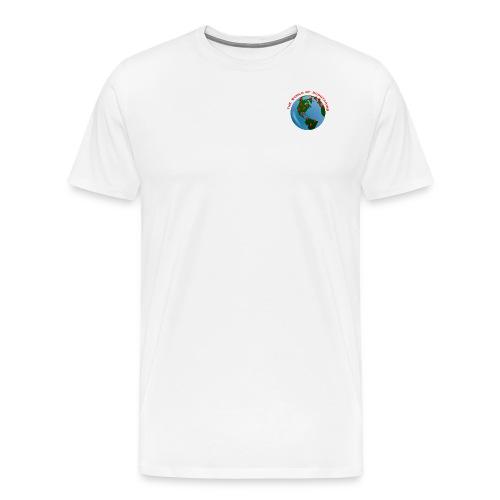 The World Of Scootering - Männer Premium T-Shirt