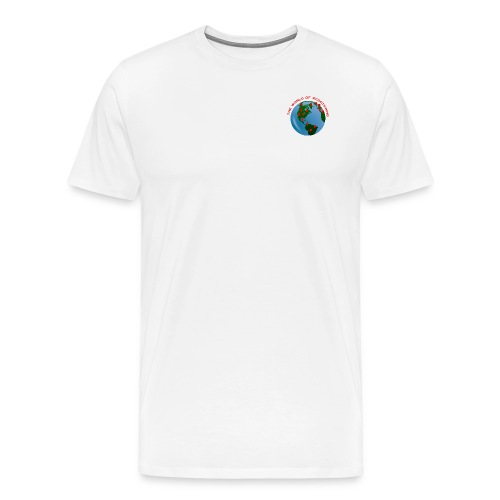 The World Of Scootering - Männer Premium T-Shirt
