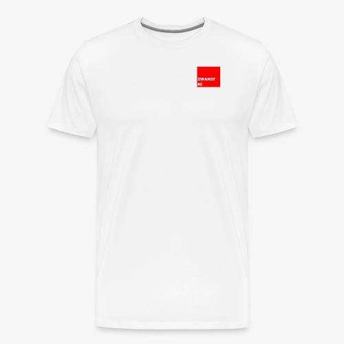zwanst ni - Mannen Premium T-shirt