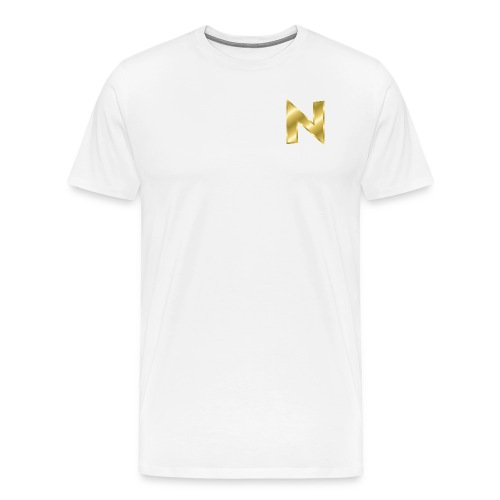 Nector BoLt. - Men's Premium T-Shirt