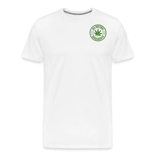 Weed - Mannen Premium T-shirt
