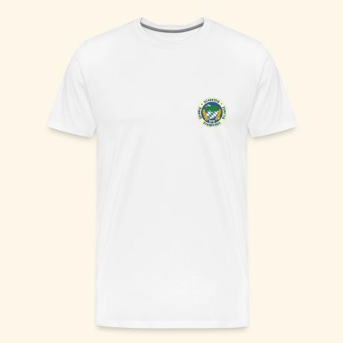 GSZ Kreislogo - Männer Premium T-Shirt
