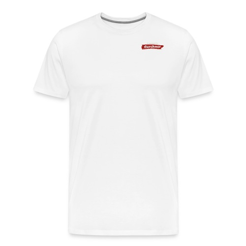 Durchner 360x120px 1 - Männer Premium T-Shirt