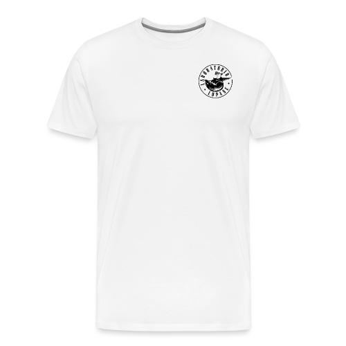 logo nero - Maglietta Premium da uomo