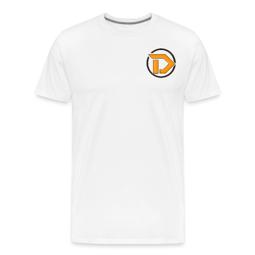 Dussty Logo - Men's Premium T-Shirt