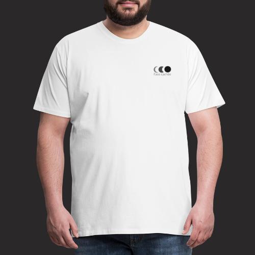 Face Cachée - Triple lune - T-shirt Premium Homme