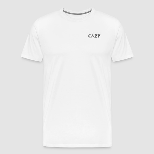 cazyyyyyy png - T-shirt Premium Homme