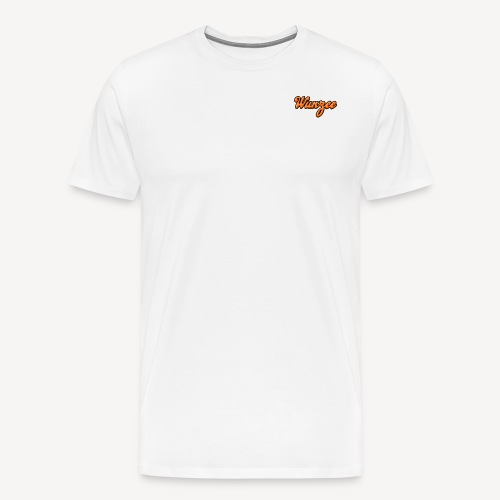 New Wunzee Design - Men's Premium T-Shirt