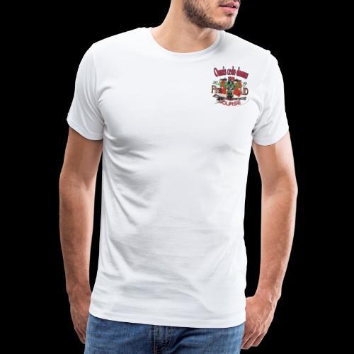 Fertiges First AiD Course - Männer Premium T-Shirt