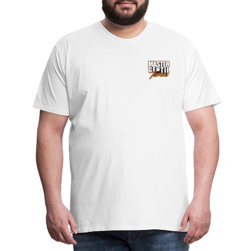 master gentil tomas logo - T-shirt Premium Homme