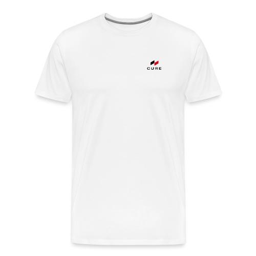 Logo + Text (classic) - Männer Premium T-Shirt