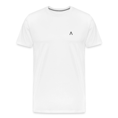 A - Clean Design - Men's Premium T-Shirt