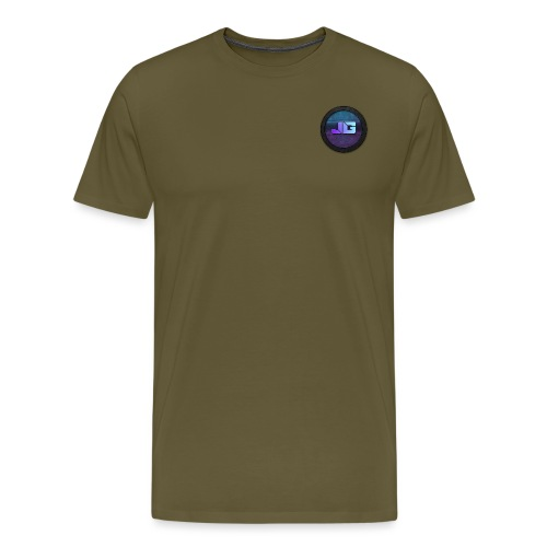 telefoon hoesje apple 5/5S - Mannen Premium T-shirt