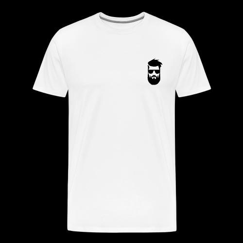chadmanendez Face - Men's Premium T-Shirt