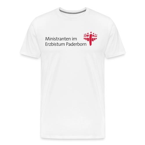 logo-ministranten-erzb-pb - Männer Premium T-Shirt