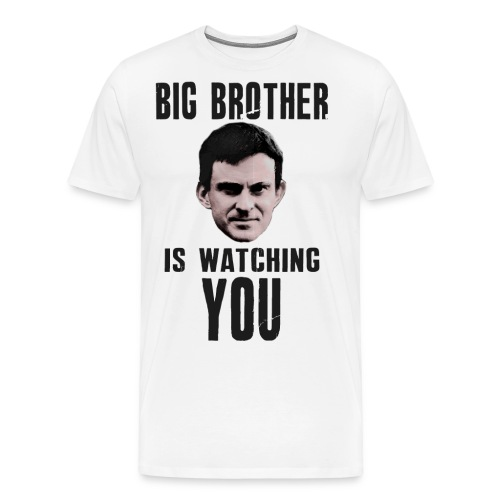 Big Brother - T-shirt Premium Homme
